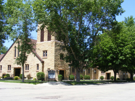 First Christian Reformed Church, Edgerton Minnesota, 2014