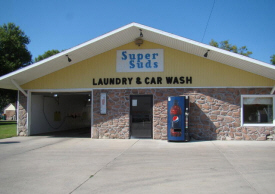 Super Suds Laundry and Car Wash, Graceville Minnesota
