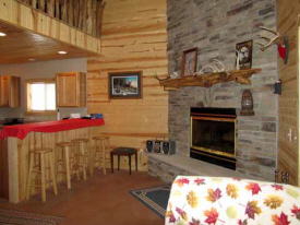Money Creek Retreat Cabins, Houston Minnesota