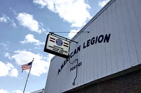 American Legion Post 423, Houston Minnesota