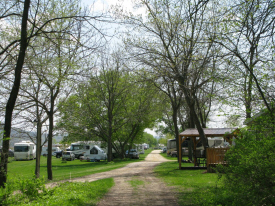 Cushon's Peak Campground, Houston Minnesota