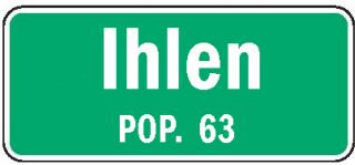 Welcome to Ihlen Minnesota!