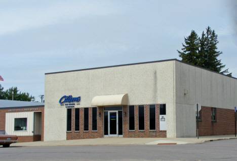 Citizens Bank, La Salle Minnesota, 2014