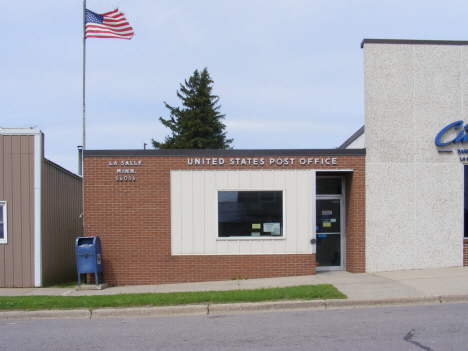 Post Office, La Salle Minnesota, 2014