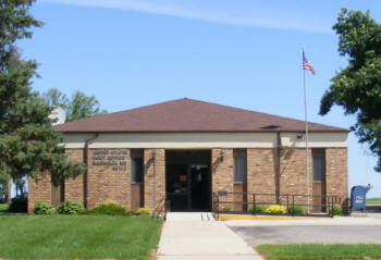Post Office, Magnolia Minnesota