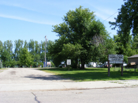 Campground, Magnolia Minnesota