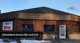 Andy's Bar and Grill, Merrifield Minnesota