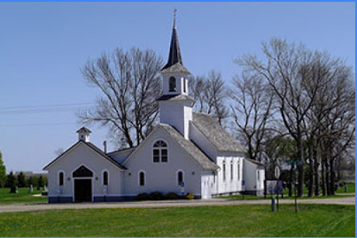 St. John's Lutheran Church, Montevideo Minnesota