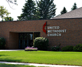 United Methodist Church, Montevideo Minnesota