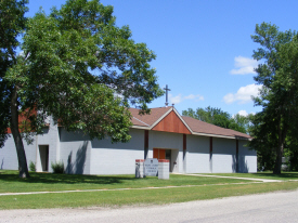 St. James Catholic Church, Nassau Minnesota