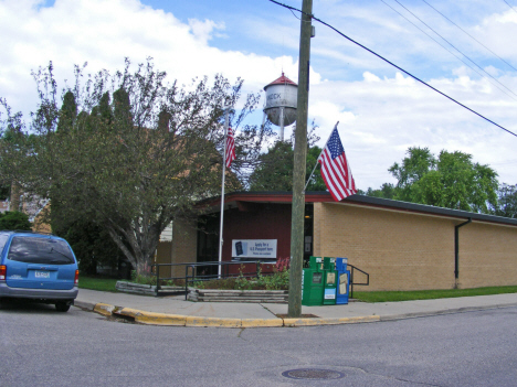 Post Office, Pennock Minnesota, 2014