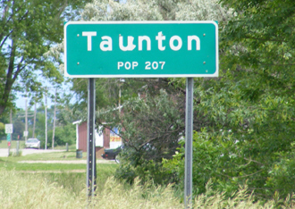Welcome to Taunton Minnesota!
