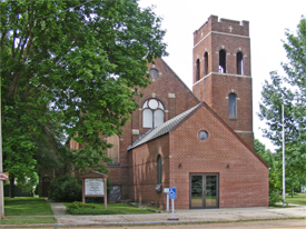 Sts. Cyril and Methodius Catholic Church, Taunton Minnesota