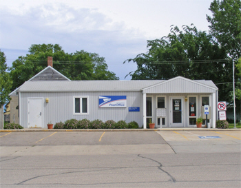 US Post Office, Taunton Minnesota