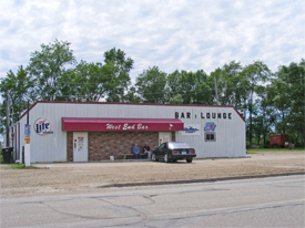 West End Bar, Taunton Minnesota