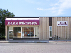Bank Midwest, Westbrook Minnesota