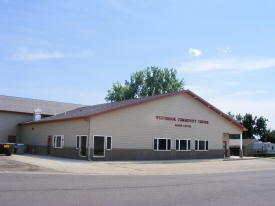 Senior Citizen Center, Westbrook Minnesota