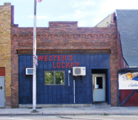 Wester's Locker, Westbrook Minnesota