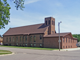 Grace Lutheran Church, Westbrook Minnesota