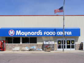 Maynard's Food Center, Westbrook Minnesota