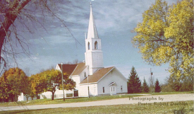 Old Westbrook Lutheran Church