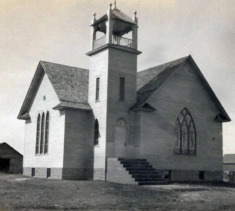Methodist Episcopal Church, Amiret Minnesota, 1913