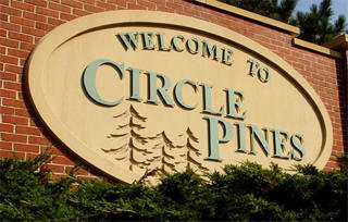 Welcome to Circle Pines Minnesota