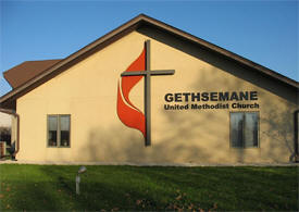 Gethsemane United Methodist Church, Circle Pines Minnesota