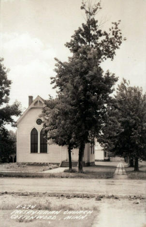 Presbyterian Church, Cottonwood Minnesota, 1946