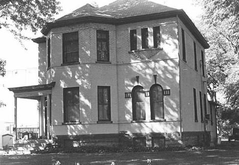 Anderson House, Cottonwood Minnesota, 1973
