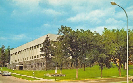 Polk County Courthouse, Crookston Minnesota, 1969