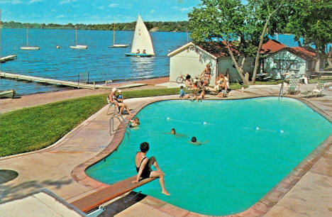 Chain of Lakes Yacht Club, Fairmont Minnesota, 1964