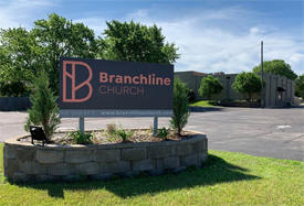 Branchline Church, Hastings Minnesota
