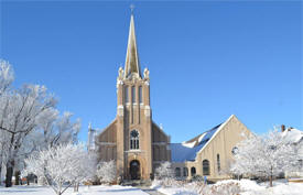 Saint Joseph Catholic Church, Miesville Minnesota