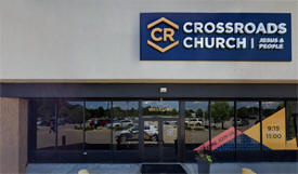 Crossroads Church Hastings