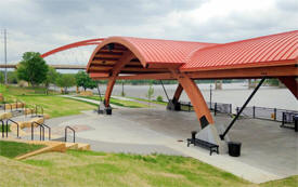 Levee Park, Hastings Minnesota