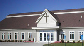 Lord of Life Lutheran Church, Lakeville Minnesota