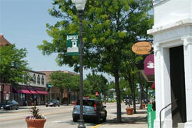 Historic Downtown Lakeville Minnesota
