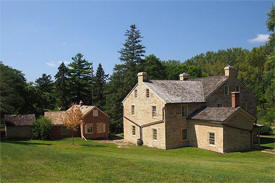 Sibley Historic Site, Mendota Minnesota