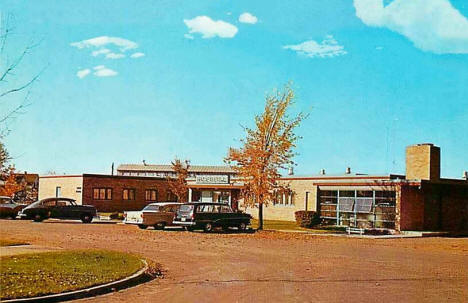 Onamia Community Hospital, Onamia Minnesota, 1961