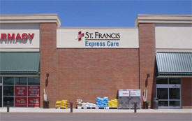 St. Francis Express Care - Hy-Vee Savage