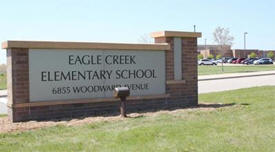 Eagle Creek Elementary School, Shakopee Minnesota