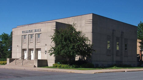 Village Hall, Waverly Minnesota, 2012