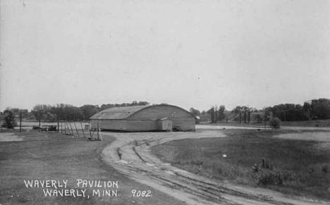 Waverly Pavilion, Waverly Minnesota, 1940