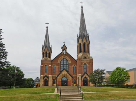 St. Mary's Catholic Church, Waverly Minnesota